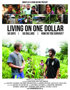 Living on One Dollar movie poster