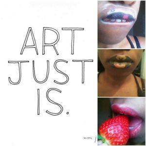 lips collage 2